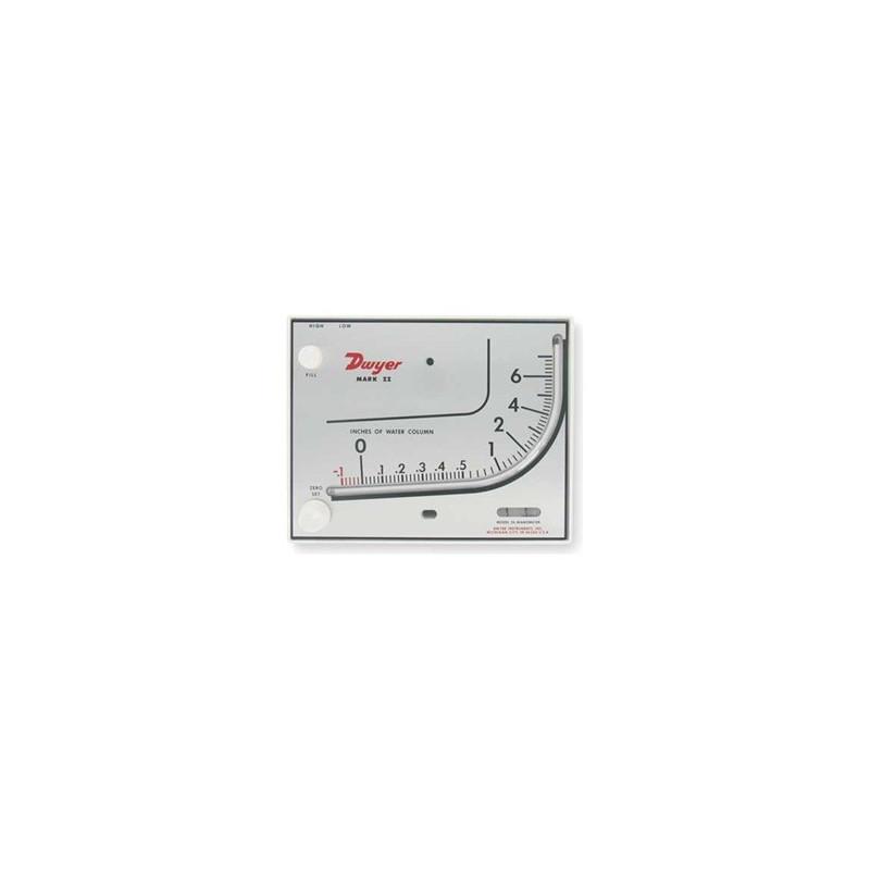 dwyer mark ii manometer manual